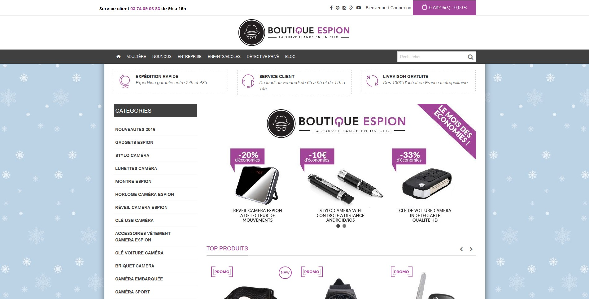 Https://boutique-espion.fr
